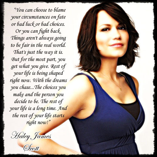 """One Tree Hill Quotes"""" 