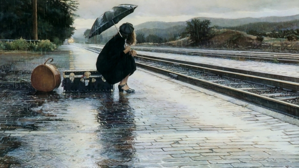 girl-waiting-for-a-train-in-rain-hd-desktop-wallpaper-widescreen-backgrounds-for-mobile-tablet-and-pc-free-images-download-1920x1080