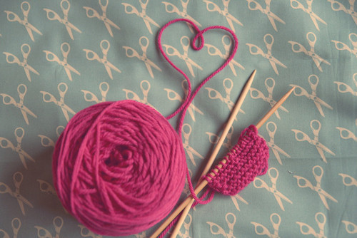 knitting-with-pink-yarn1