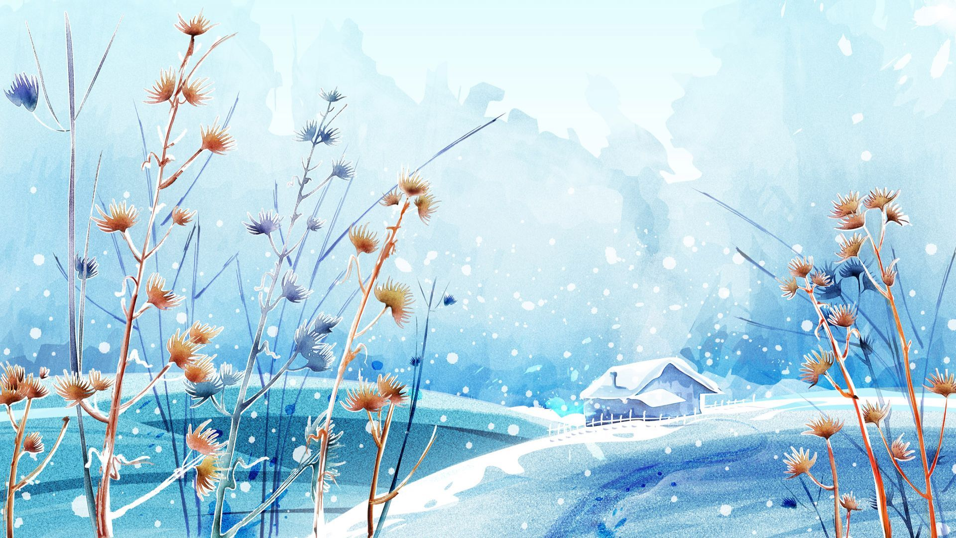 drawn-snowfall-desktop-background-6